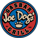 joe dogs website logo